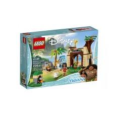LEGO Disney Princess Moanos salos nuotykiai 41149