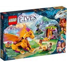 LEGO Elves Ugninis drakonas 41175
