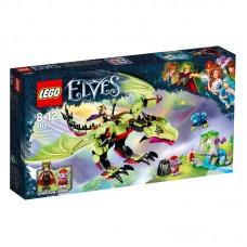 LEGO Elves Nuožmusis goblinų karaliaus drakonas 41183