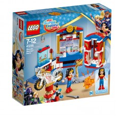 LEGO Super Hero Girls Stebuklingos moters namai 41235