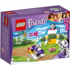 LEGO Friends Šunų triukų ir skanėstų vieta 41304