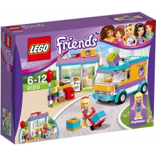 LEGO Friends Hartleiko dovanų kurjeriai 41310