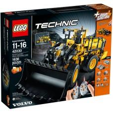 LEGO Technic Nuotoliniu būdu valdomas VOLVO L350F ratinis krautuvas 42030