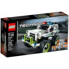 LEGO Technic Policijos persekiojimo automobilis 42047