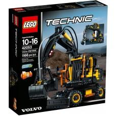 LEGO Technic Volvo EW160E 42053