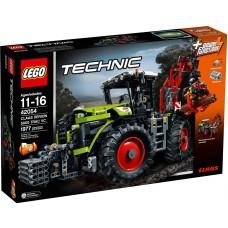 LEGO Technic CLAAS XERION 5000 TRAC VC 42054                     ĮMANOMAS TIK SPECIALUS UŽSAKYMAS!