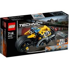 LEGO Technic Triukų motociklas 42058