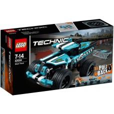 LEGO Technic Kaskadinių triukų sunkvežimis 42059