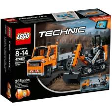 LEGO Technik Gatvių remontas 42060