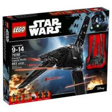 Lego  Krennic kovinis erdvėlaivis 75156