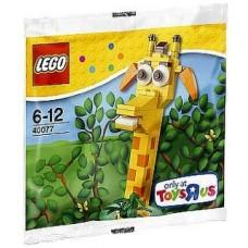 LEGO Creator Žirafa 40077