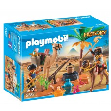 Playmobil Kapų plėšikų stovykla 5387