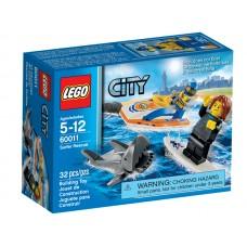LEGO City Banglentininko išgelbėjimas 60011