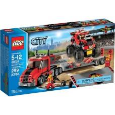 LEGO City Sunkvežimių transportavimas 60027
