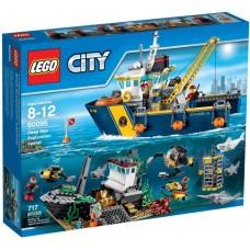 LEGO City Gelmių tyrinėjimo laivas 60095