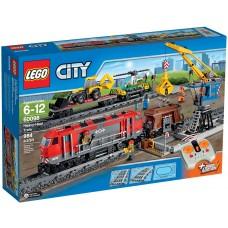 LEGO City Krovininis traukinys 60098