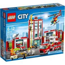 LEGO City Gaisrinė 60110