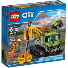 LEGO City Vulkanas: Vikšrinis sunkvežimis 60122