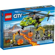 LEGO City Ugnikalnio malūnsparnis 60123
