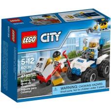 LEGO City ATV suėmimas 60135