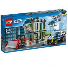 LEGO City Apsaugok banka ir sulaikyk nusikaltelius 60140