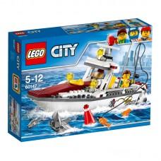 LEGO City I Žvejybos kateris I 60147
