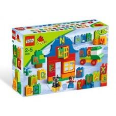 LEGO DUPLO Žaisk su raidėmis 6051
