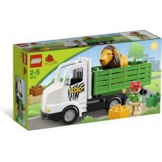 LEGO DUPLO Gyvūnų pervežimo sunkvežimis 6172