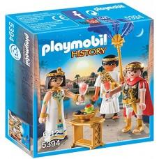 Playmobil Cezaris ir Kleopatra 5394