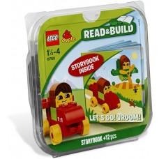 LEGO DUPLO Pirmyn! 6760 IŠPARDAVIMAS