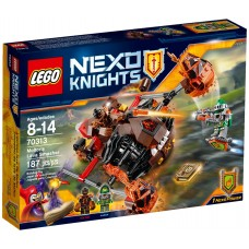 LEGO Nexo Knights Moltor's Lava Smasher 70313