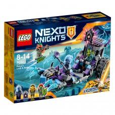LEGO Nexo Knights Ruina grėsmingoji mašina 70349