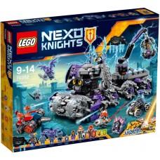 LEGO Nexo Knights I Jestro buveinė I 70352