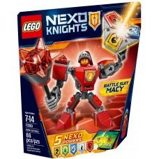LEGO Nexo Knights Macy koviniai šarvai 70363
