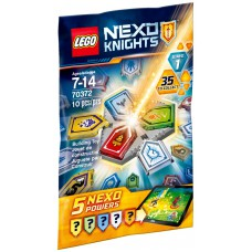 LEGO Nexo Knights Combo NEXO Galių Bangos 70372