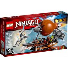 LEGO Ninjago Dirižablio ataka 70603