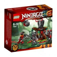 LEGO Ninjago Vermiljonų ataka 70621