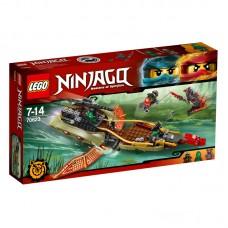 LEGO Ninjago Sklęsk virš pelkės Likimo šėšėliu 70623