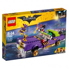 LEGO Batman Žymusis pažemintas automobilis 70906