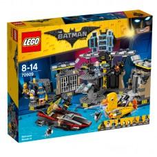 LEGO Batman Įsilaužimas į Betmeno urvą 70909