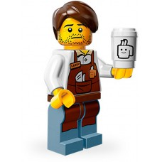 LEGO® Minifigūrėlė Barista Laris 71004-10