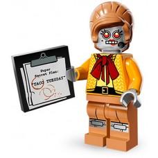 LEGO Minifigūrėlė 71004-11: Velma Staplebot