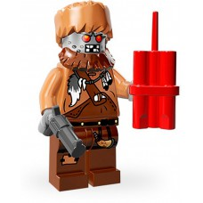 LEGO® Minifigūrėlė Vilis 71004-14