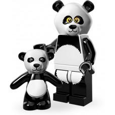 LEGO Minifigūrėlė 71004-15: Panda Guy