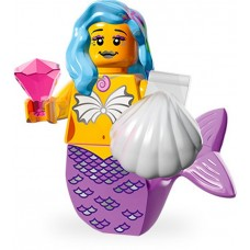 LEGO Minifigūrėlė 71004-16: Marsha Queen of the Mermaids