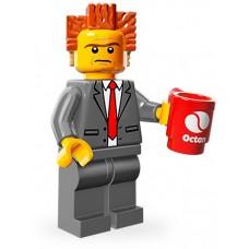 LEGO Minifigūrėlė 71004-2: President Business