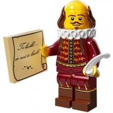 LEGO Minifigūrėlė 71004-8: William Shakespeare