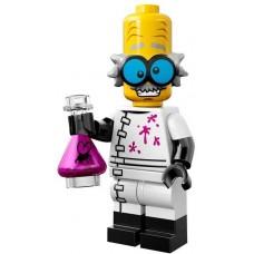 LEGO Minifigūrėlė 71010-3: Monster Scientist