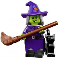 LEGO Minifigūrėlė 71010-4: Wacky Witch