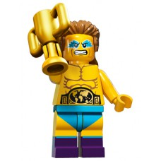 LEGO Minifigūrėlė 71011-14: Wrestling Champion